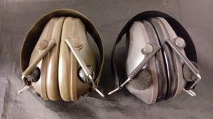 Peltor noise canceling ear cover protection for Sale in Glendale, AZ