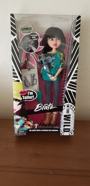 Bratz Jade in the Wild Doll for Sale in Fremont, CA