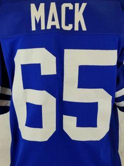 RAMS LEGEND #65 TOM MACK BLUE XL for Sale in San Bernardino,  CA
