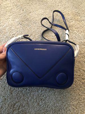 Brand new Emporio Armani real leather bag for Sale in Arlington, VA