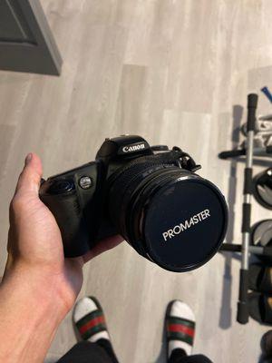 Canon ProMaster Film Camera for Sale in Miami, FL