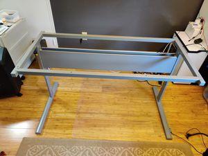 Metal base for custom desk for Sale in Framingham, MA