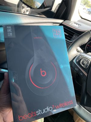 Beats studio 3 wireless for Sale in Riverview, FL