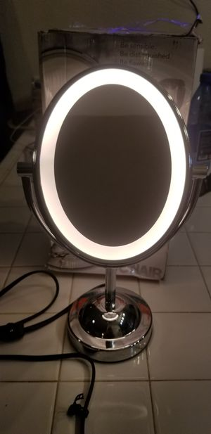 Conair Reflections Double-Sided Lighted Vanity Makeup Mirror for Sale in Henderson, NV