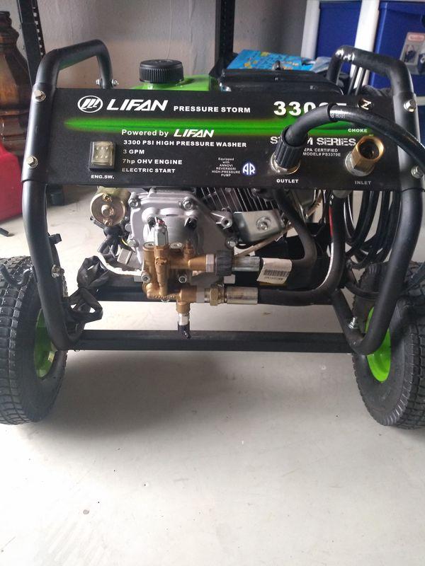 Lifan Pressure Storm 3300