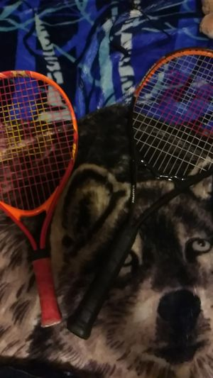 Tennis rackets for Sale in Pflugerville, TX
