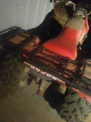 Honda 3 wheeler need to be wired up for Sale in El Dorado, AR