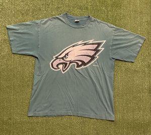 Vintage Philadelphia Eagles 1996 Logo Athletic Single Stitch NFL T Shirt. XL for Sale in Tamarac, FL