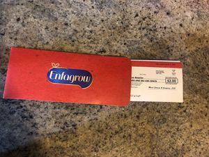 Enfagrow coupons for Sale in San Lorenzo, CA