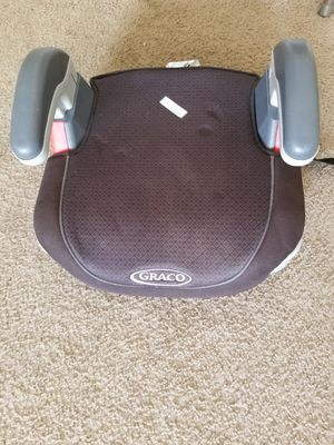 Car booster seat. Rarely used for Sale in Tampa, FL