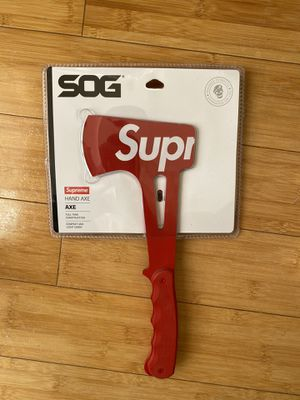 Supreme axe for Sale in Daly City, CA