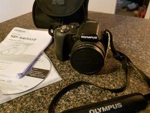 Olympus SP-565UZ 10MP Digital Camera for Sale in Gardendale, AL