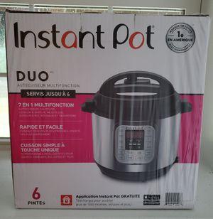 New - Instant Pot Duo 6 quart 7 in 1 for Sale in Berwyn, PA