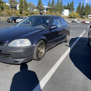 1997 Civic Ek Hatchback K24/K20 for Sale in Alpine, CA