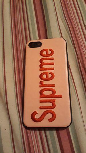 Iphone7 Supreme case for Sale in Bakersfield, CA