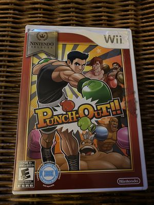 Punch Out (Nintendo Wii) for Sale in Las Vegas, NV