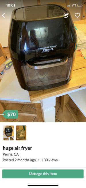 air fryer for Sale in Perris, CA