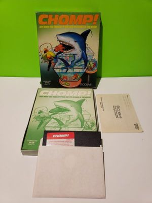 Commodore 64 c64 128 Chomp! for Sale in Reinholds, PA
