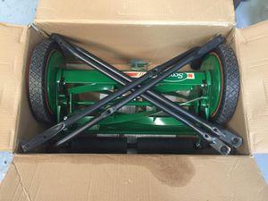 Scotts 16 in reel mower push lawn mower for Sale in Mesa, AZ