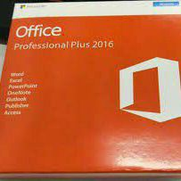 Microsoft Office 2016 Professional Disk Mac and Windows for Sale in Pompano Beach,  FL