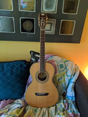 Washburn Parlor guitar for Sale in Grand Rapids, MI