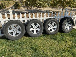 Jk Wheels for Sale in Clovis, CA