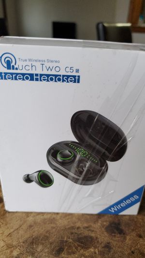 TOUCH TWO C5 EAR BUDS for Sale in Columbus, OH