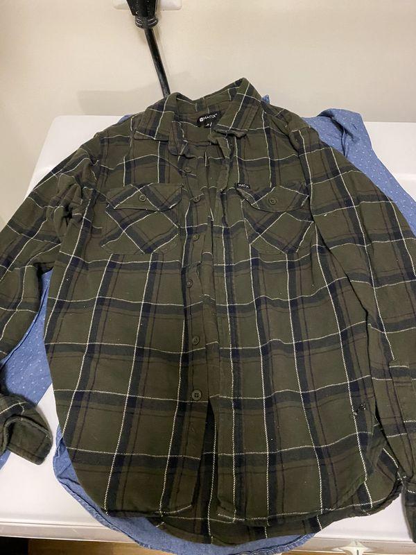 Young men's clothes