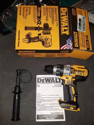 Dewalt Hammer Drill Brushless XR 20V for Sale in Cerritos, CA