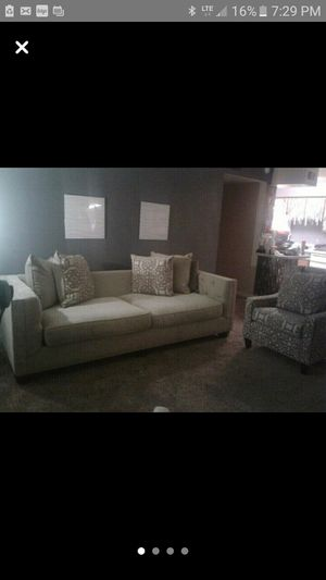 Couch and Chair for Sale in Nashville, TN