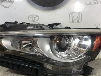 2015-2021 Infiniti Q50 Left LH Driver Full LED Headlight W/O AFS OEM for Sale in Orange,  CA