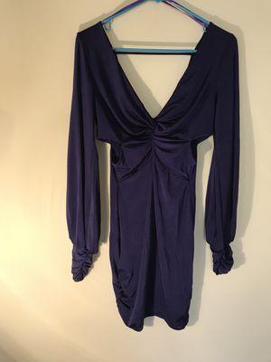 Arden B. Silk Cutout Dress for Sale in Arlington, VA