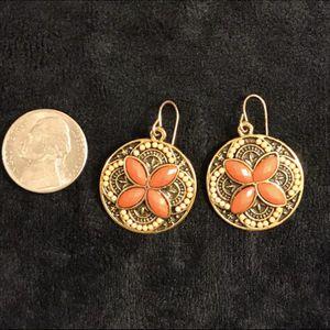 Gorgeous Orange Yellow Earrings for Sale in Dallas, TX