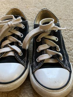 Black Converse for Sale in Raleigh,  NC