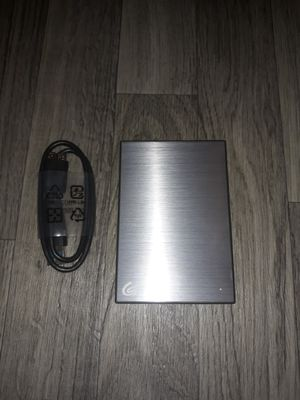 Seagate 4 TB portable hard drive for Sale in Albuquerque, NM
