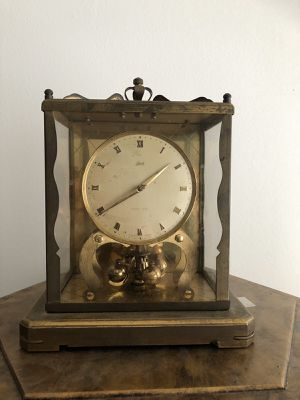 Antique clock not work brass made in Germany 🇩🇪 for Sale in Kenilworth, IL