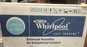 Whirlpool Dehumidifier for Sale in Virginia Beach, VA