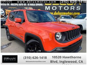 2018 Jeep Renegade for Sale in Lennox, CA