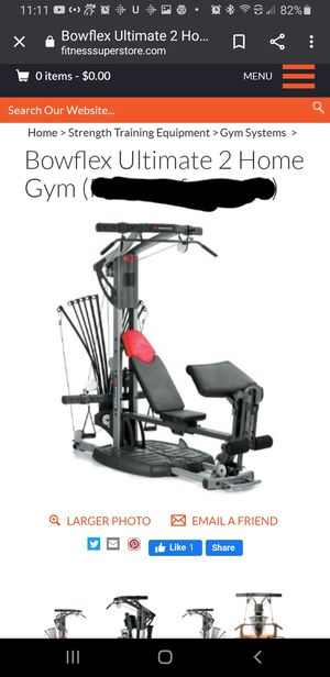 Bowflex Ultimate 2 (not refurbished) for Sale in Levittown, PA