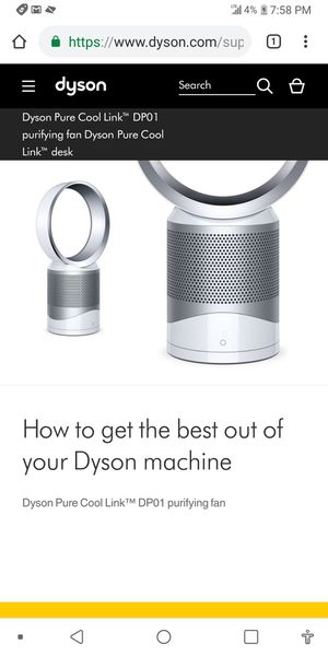Dyson pure cool link for Sale in North Las Vegas, NV