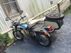 2002 Motercycle make is BMW URAL. Model is LC75 . Body type is Mc . It has a clear title . for Sale in Prattville, AL