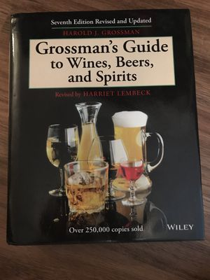 Grossman's Guide to Wines, Beers, and Spirits for Sale in Houston, TX