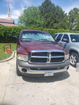 2002 dodge ram 1500 for Sale in Salt Lake City, UT