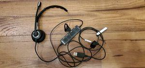 Jabra BIZ 2400 II USB MS 3-in-1 Headset for Sale in Raleigh, NC