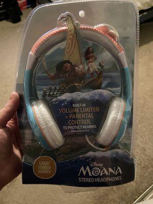 Moana headphones for Sale in Kirtland, OH