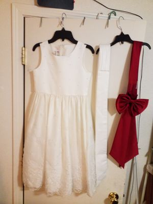 Flower Girl / Communion Dress Size 12 for Sale in Everett, WA