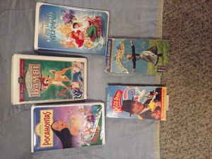 4 VHS movies (Read description) for Sale in North Providence, RI