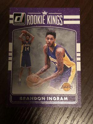 2016 donruss Brandon Ingram rookie kings for Sale in Escalon, CA