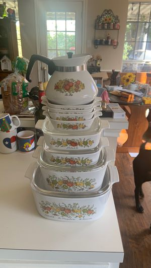 Corningware Spice of Life Collection for Sale in Hurst, TX