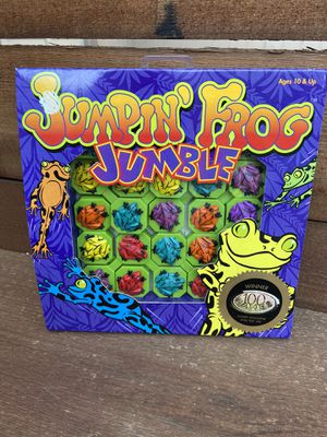 Jumpin' Frog Jumble for Sale in Creedmoor, TX